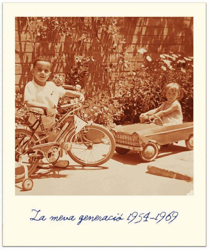 L'estiu de la teva vida 1954-1969